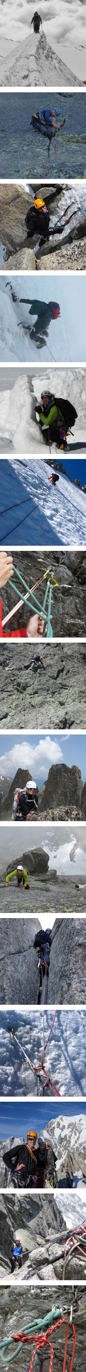 alpine climbing courses