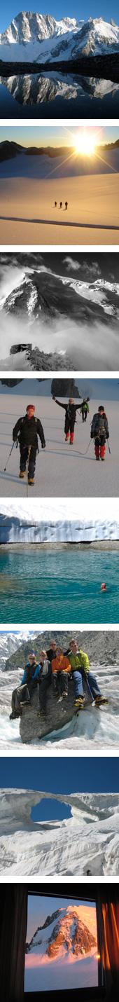 tour de mont blanc glacier hike