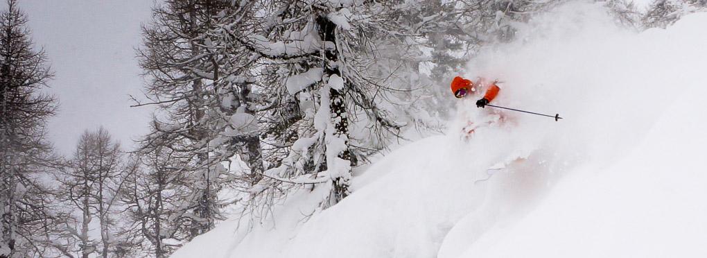 guided off piste skiing chamonix