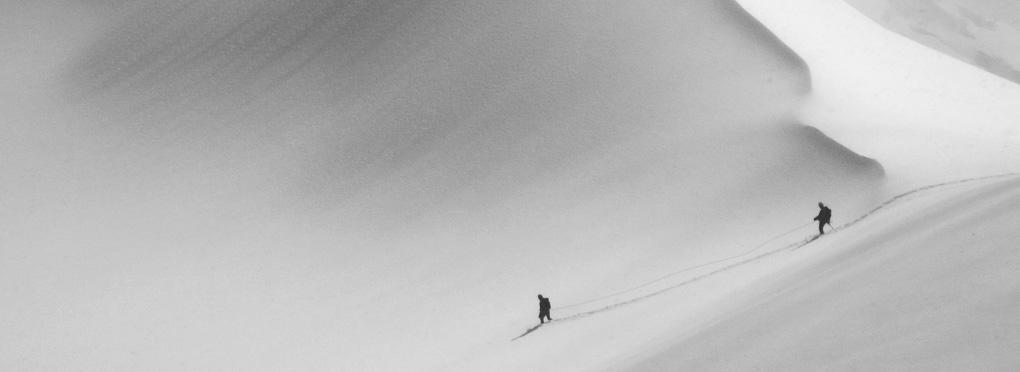 glacier hike haute route chamonix zermatt