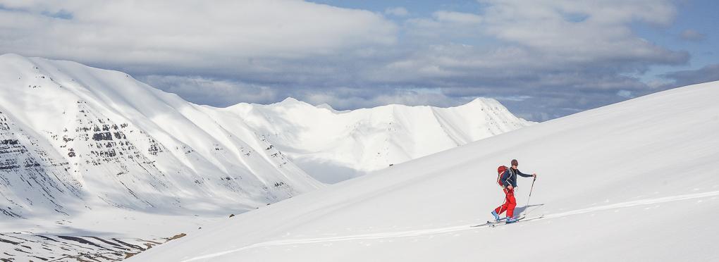 Iceland ski touring guide