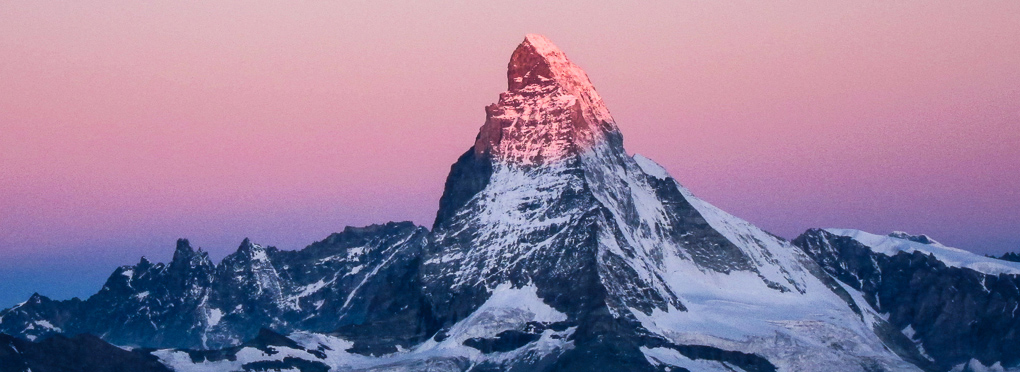 guided matterhorn ascents