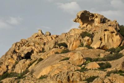 Elefant Rock - Sardinia
