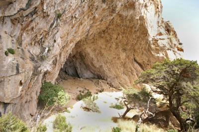 Millenium Cave Cala Gonone