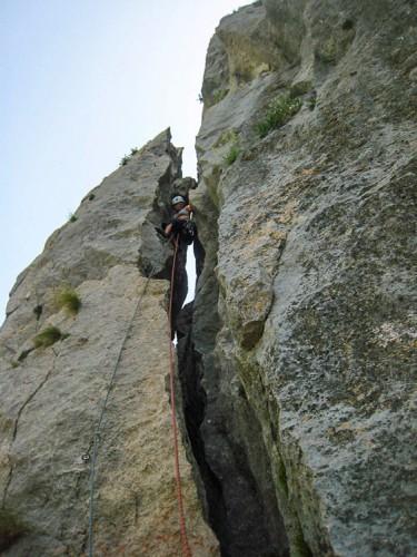 Climbing Paklenica, Velebitansky