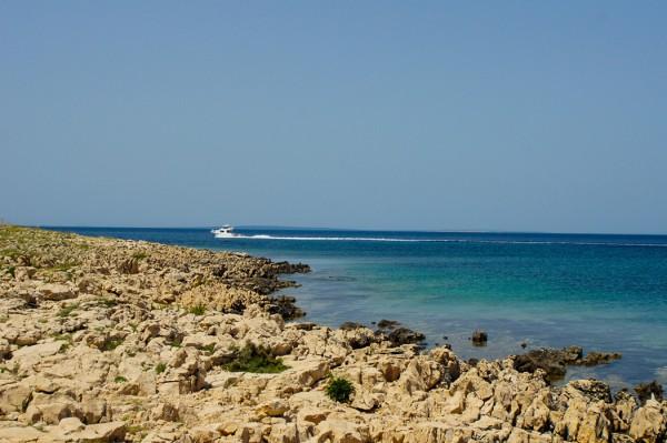 Archipelago west of Zadar
