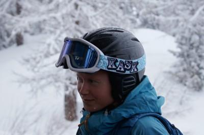 Kask of Sweden non-fogging goggles