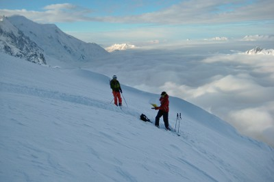 Analyzing the snow-pack